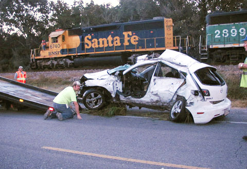 Two Killed in BNSF Train Crash in Crowley, LA - FELA Lawyer