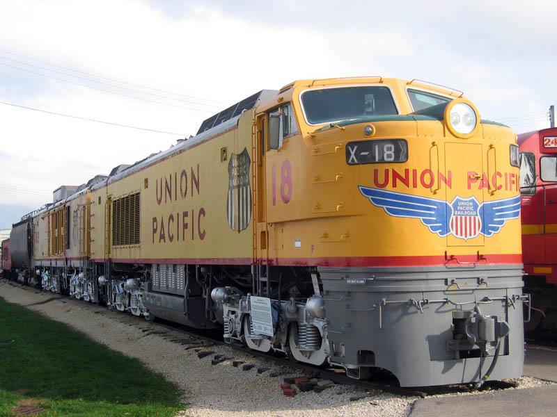 Union Pacific Train Derailment - FELA Lawyer News Blog