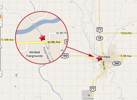 Used Cars Wichita Ks >> Eleven Car BNSF Train Derailment in Winfield, KS - FELA ...