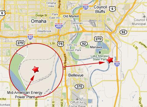 Railroad Worker Injured Near Council Bluffs Iowa  FELA