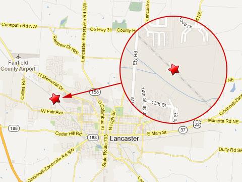 Indiana Amp Ohio Train Derailment Spills Fuel Near Hocking