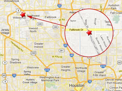 Two BNSF Trains Collide Near Houston in Northwest Harris